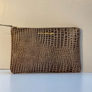 Emboo Pouch Light Brown